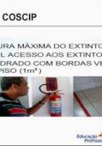 Segurança do trabalho - Combate Incêndio - Competência #1