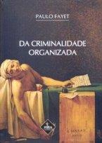 Da Criminalidade Organizada