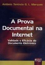 A Prova Documental na Internet