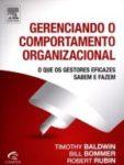 Gerenciando o Comportamento Organizacional